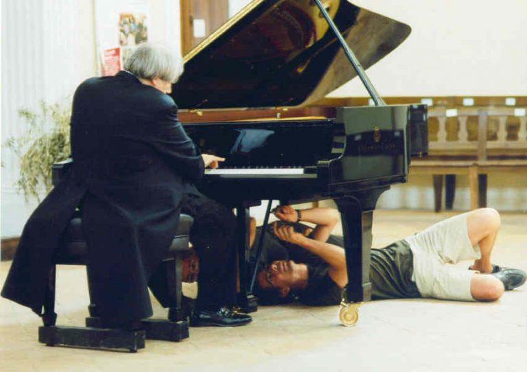 Grigory Sokolov accordeur piano Duncan loïc wheatley Denjis