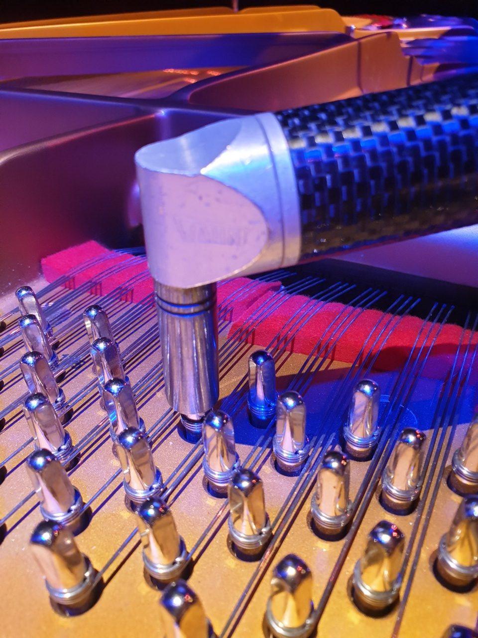 accordeur pianos steinway & sons