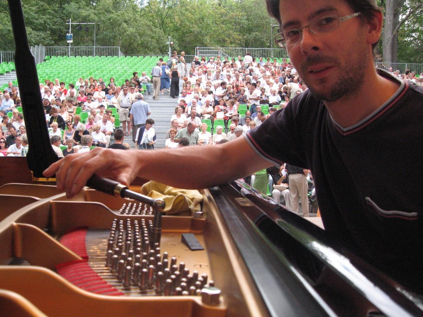 accords le Festival International de Piano de La Roque d'Anthéron